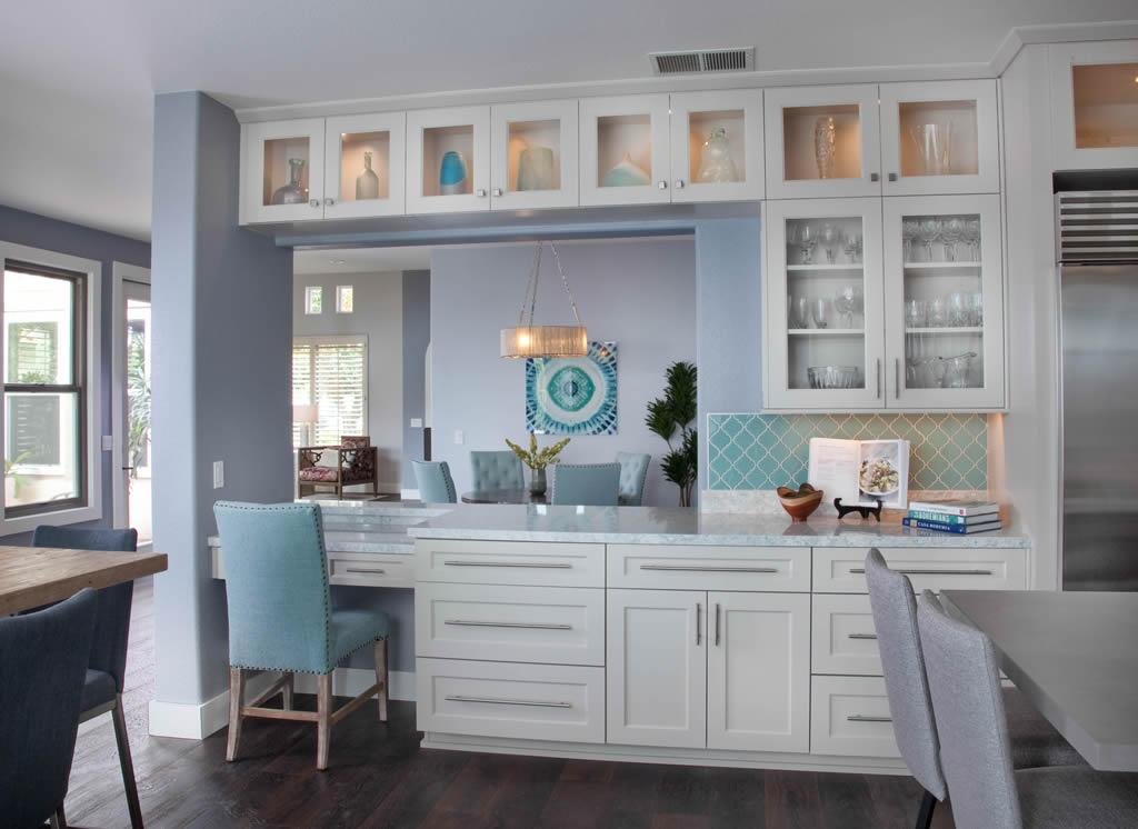 Carlsbad Interior Design -  Kitchen